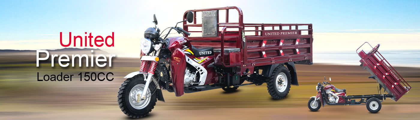 UNITED MOTORCYCLE PAKISTAN'S NO 1 NATIONAL BRAND for further detail