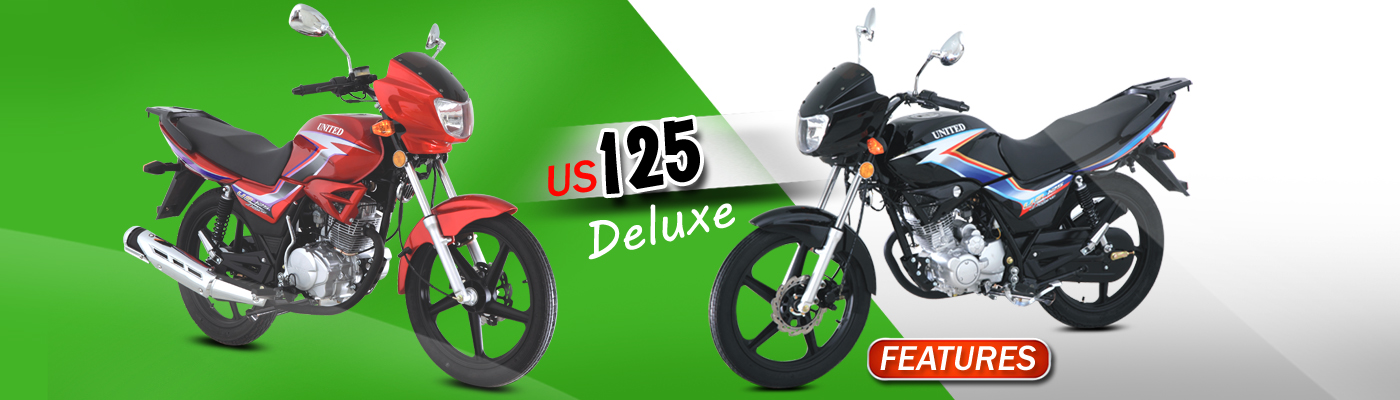 UNITED MOTORCYCLE PAKISTAN'S NO 1 NATIONAL BRAND for further